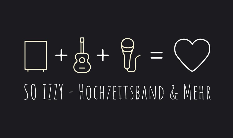 Trenner2 der Band für Ihre Hochzeit - SoIzzy