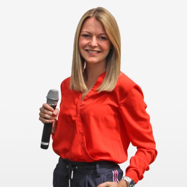 Lorena Dereser - Sängerin der Band So Izzy